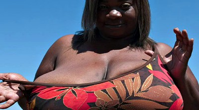 Ebony, Bbw white