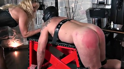Latex, Caning, Slave, Latex bdsm, Spanking punishment, Spank caning