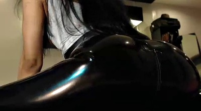 Latex, Japanese solo, Japanese fisting, Japanese fist, New