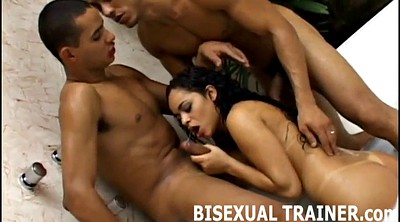 French, Bisexual threesome