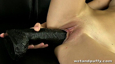 Slim, Rubber, Dildo hd