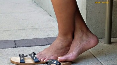 Mature foot, Black foot