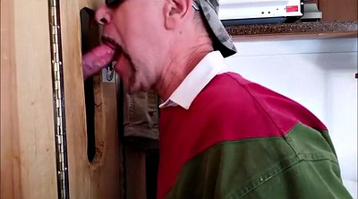 Glory hole, Glory hole amateur, Cum twice