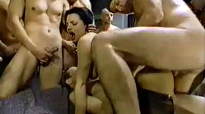 Double, Jail, Double anal gangbang