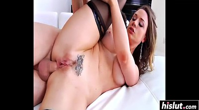 Chanel preston, Stocking anal, Stockings anal, Lingerie anal, Anal stockings