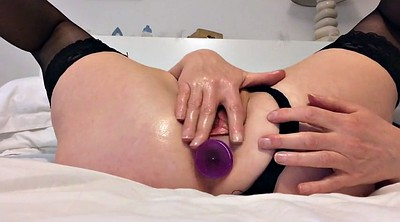 Squirt, Anal play
