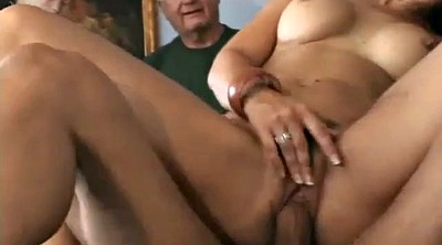 Cheating wife, Wife watching