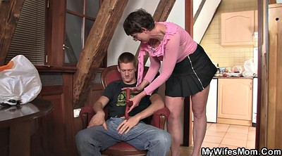 Young mother, Mother in law, Old mature, In law, Fuck mother