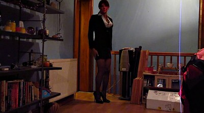 Fun, Black stocking