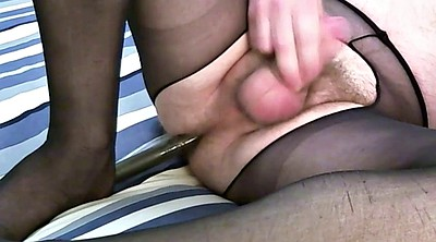 Anal pantyhose, Accident