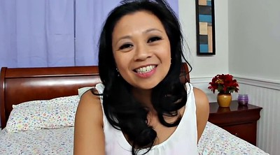 Asian mature, Interview, Asian casting