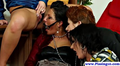 Group sex, Cfnm handjob