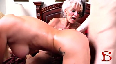 Family, Grandma, Mother son, Anal granny creampie, A family