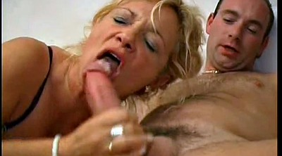 French mature, Mature blonde anal, French mature anal