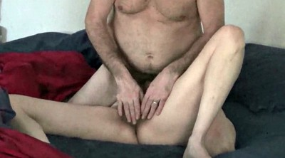 Mature couple, Hairy mature
