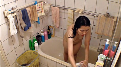 Spy, Chinese spy, Chinese beauty, Bathroom, Chinese cam, Chinese voyeur