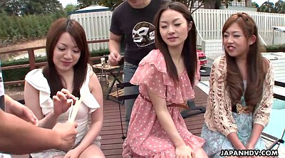 Japanese group, Japanese masturbation
