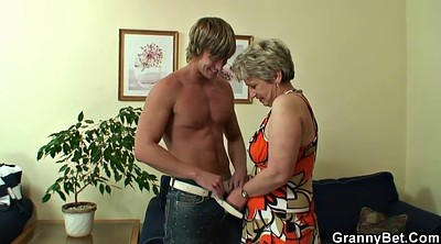 Young, Swallowing, Old wife, Mature wife, Mature swallow, Lonely
