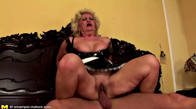 Hairy, Young creampie