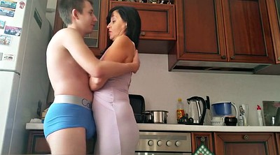 Mom boy, Russian mature, Boys