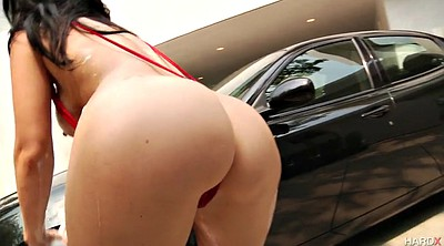 Jayden, Jayden jaymes, Wash, Solo tease, Solo outdoor, Car solo
