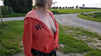 Mature public, Bbw amateur, Mature outdoor