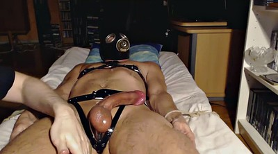 Milk, Huge milking, Gay bondage, Bdsm milk, Bondage gay