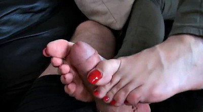 Red, Foot fetish