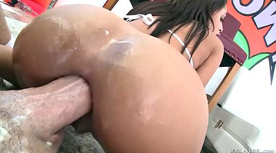 Holly, Gape ass