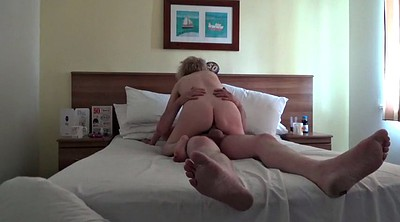 Hotel, Mature couple