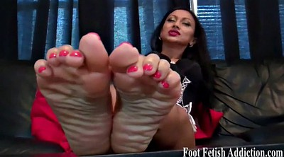 Foot fetish, You