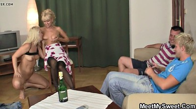 Old couple, Matures, Mature couple, Young couple, Sex game, Mature couples