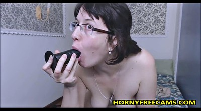 Hairy, Double pussy