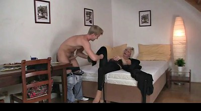 Old woman, Granny anal, Big woman