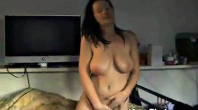 Mature tits, Finger