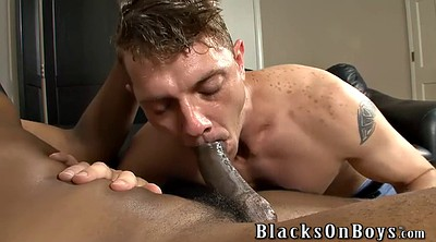 Man, Interracial gay, Black man