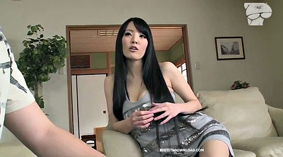 Asian big, Japanese long, Dressing, Dressed, Dress, Asian boobs