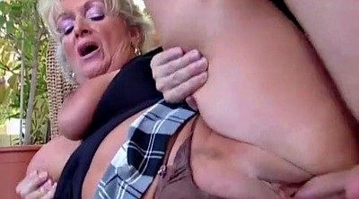 Matures, Mature big tits, Granny big tits, Bbw moms, Bbw mom