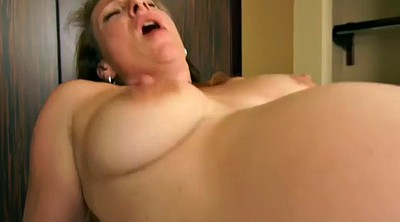 Red, Pregnant milf