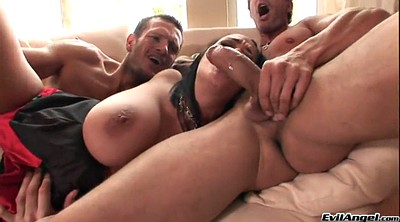 Bbw threesome, Carmella, Bbw double