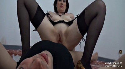 Anal pov, Cum in mouth