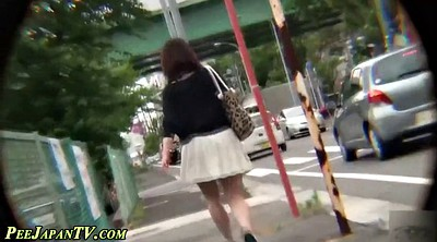 Pissing, Beautiful japanese, Japanese heels