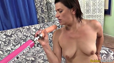 Michelle b, Mature masturbating