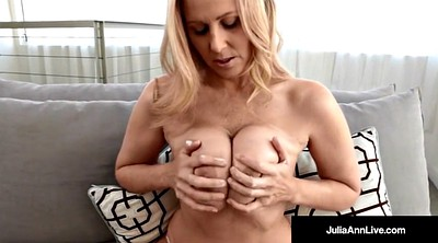Julia ann, Julia, Big nipple