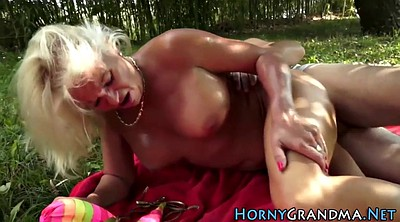 Old, Big ass granny, Anal granny