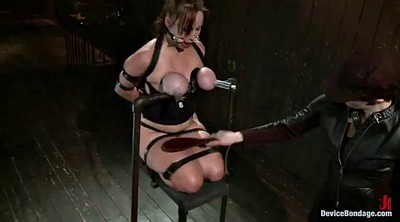 Tied tits, Tied up, Tit torture