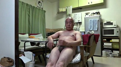 Old man, Japanese granny, Japanese old, Asian old man, Asian granny, Touch