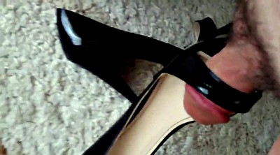 High heels, Gay sex