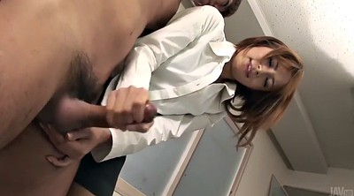 Japanese teacher, Japanese handjob, Asian student