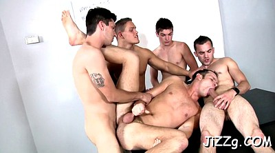 Gay group, Group anal, Gay orgy